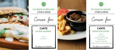 Le café de la Fontaine, se ré-invente pour le couvre feu : Découvrez le CDLF 4.0