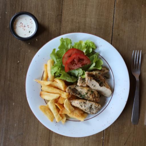 Les blancs de poulet au Maroilles, l'incontournable du Chef Boffredo